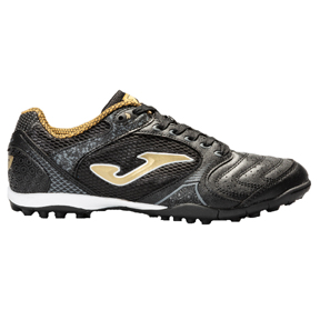 Joma  Dribling 901 Turf Soccer Shoes (Black/Gold/White)