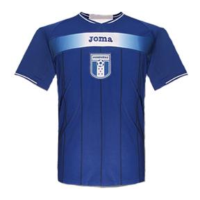 Joma Honduras Soccer Jersey (Away 10/11) @ SoccerEvolution