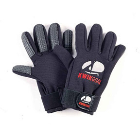 Kwik Goal Blizzard Soccer Player Gloves