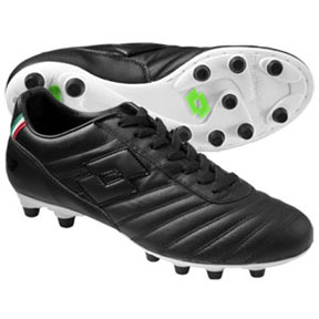 separation shoes 878ce 10edf Lotto Stadio Primato K FG Soccer Shoes (Black) ...