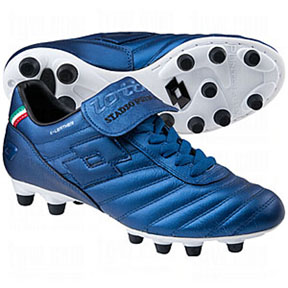 more photos 1a102 07386 ... Lotto Stadio Primato K FG Soccer Shoes (Olympia Blue) ...