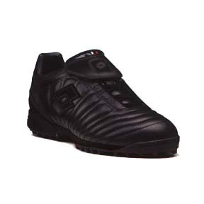 Lotto Serie A Turf Soccer Shoes (Black)