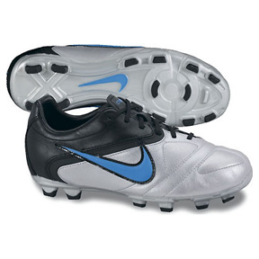Nike Youth CTR360 Libretto II FG Soccer Shoes (Platinum)
