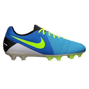 Nike CTR360 Maestri III FG Soccer Shoes (Current Blue)