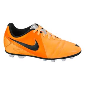 Nike Youth CTR360 Enganche III FG-R Soccer Shoes (Atomic Orange)