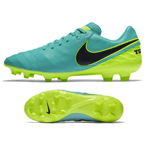 c498120ac808 Nike Tiempo Legacy II FG Soccer Shoes (Clear Jade/Volt ...