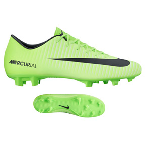 Nike Mercurial Victory  VI FG Soccer Shoes (Electric/Black)