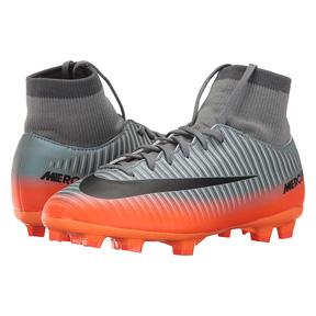 best deals on e4a32 98ed6 Nike Youth CR7 Ronaldo Mercurial Victory VI DF FG (Hematite)