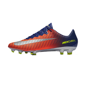 Nike  Mercurial Vapor  XI FG Soccer Shoes (Time To Shine)