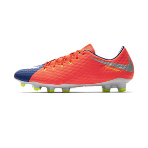 Nike HyperVenom Phelon  III FG Soccer Shoes (Time To Shine)