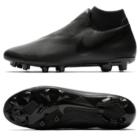 Nike  Phantom Vision Academy DF MG Soccer Shoes (Black Pack)