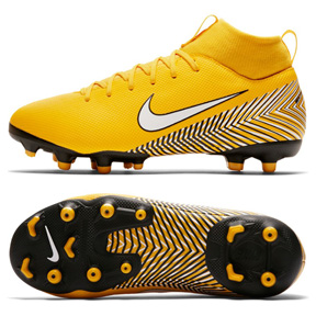 cabfcab83 Nike Youth Neymar Superfly 6 Academy MG Soccer Shoes (Yellow ...