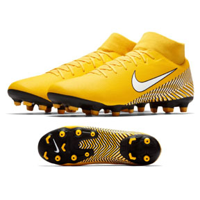 36dd9db9d Nike Neymar Superfly 6 Academy MG Soccer Shoes (Amarillo Black ...