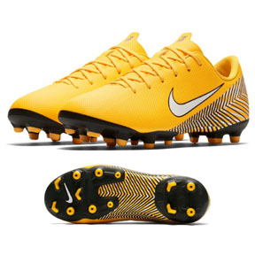 Nike Youth  Neymar   Mercurial Vapor XII Academy MG Shoes (Amarillo)