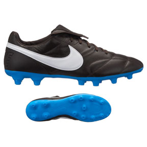 Nike Premier II FG Soccer Shoes (Velvet Brown/Blue)