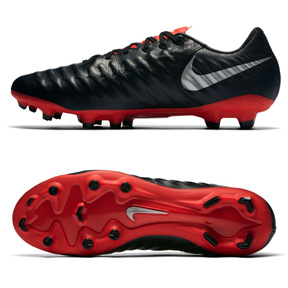 fc8ec132f0e5 Nike Tiempo Legend 7 Pro FG Soccer Shoes (Black/Crimson ...