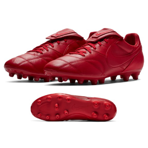 Nike  Premier  II FG Soccer Shoes (Gym Red)