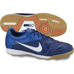 Nike CTR360 Libretto II Indoor Soccer Shoes (Loyal Blue
