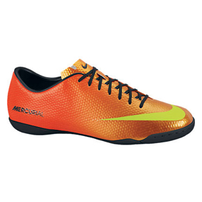 Nike Mercurial Victory IV Indoor Soccer Shoes (Sunset)