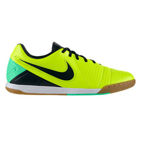 Nike CTR360 Libretto III Indoor Soccer Shoes (Volt/Green)