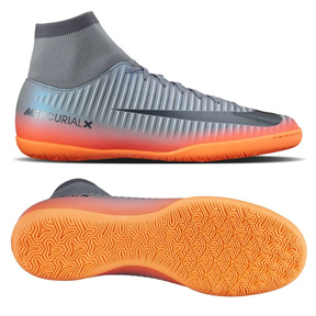 Nike CR7 Ronaldo MercurialX Victory VI DF Indoor Shoes (Hematite)