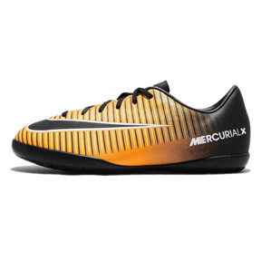 Nike Youth  MercurialX Victory VI Indoor Shoes (Laser Orange)