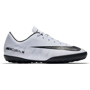 Nike Youth  CR7  Ronaldo MercurialX Victory Turf Shoes (Brilliance)