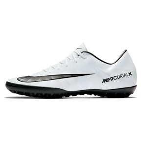 Nike CR7 Ronaldo MercurialX Victory Turf Soccer Shoes (Brilliance)