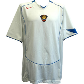 Nike Russia Soccer Jersey (Home 04/05)