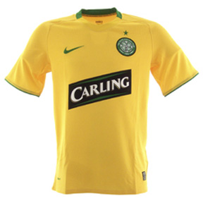Nike Celtic Soccer Jersey (Away 08/09)