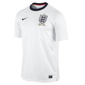 Nike England Soccer Jersey (Home 13/14)