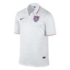 Nike USA Soccer Jersey (Home 14/16)
