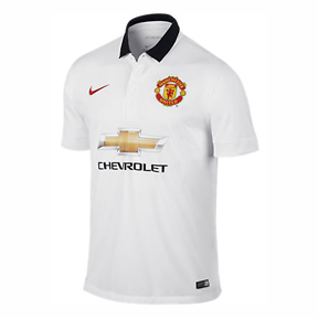 Nike Manchester United Soccer Jersey (Away 14/15)