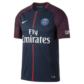 Nike Youth  PSG  Soccer Jersey (Home 17/18)