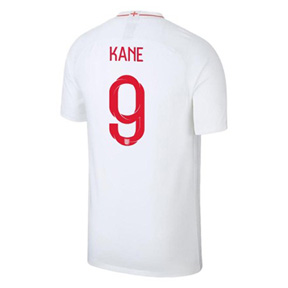Nike Youth England Kane #9 Soccer Jersey (Home 18/19)