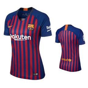 c93ab9e85ea Nike Womens Barcelona Soccer Jersey (Home 18 19)   SoccerEvolution