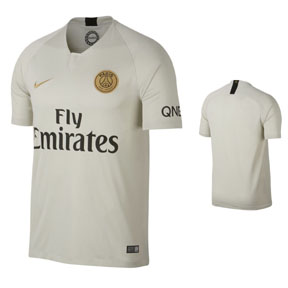 Nike  Paris Saint-Germain PSG Soccer Jersey (Away 18/19)