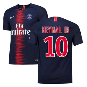 Nike Youth  Paris Saint-Germain Neymar #10 Jersey (Home 18/19)