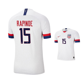 Nike Youth  USA   Megan Rapinoe #15 Soccer Jersey (Home 19/20)