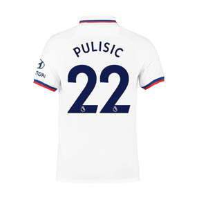 Nike  Chelsea  Christian Pulisic #22 Soccer Jersey (Away 19/20)