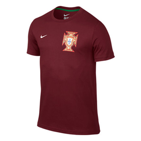 Nike Portugal World Cup 2014 Core Soccer Tee