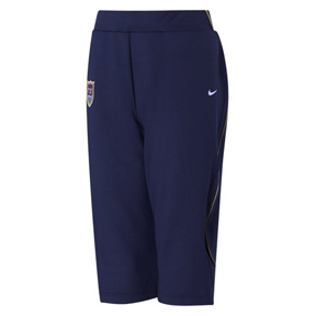 Nike Womens USA Knit 3/4 Soccer Pant (Navy)
