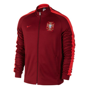 Nike Portugal  World Cup 2014 Authentic N98 Soccer Track Top