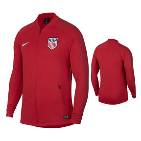 Nike  USA   Anthem Soccer Track Top (2018/19)