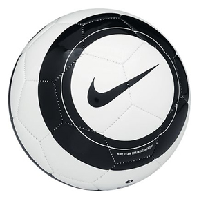 Nike Aerow Team Soccer Ball (White/Black)