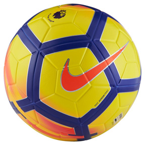 Nike Ordem  V PL Hi-Vis Match Soccer Ball (Yellow/Purple)