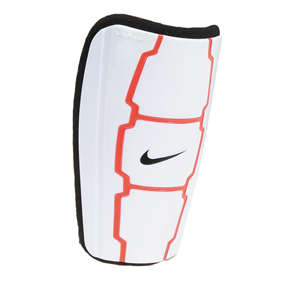 Nike Total 90 Custom Moldable Soccer Shinguard (White)