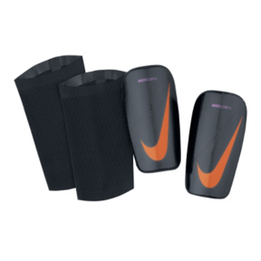 Nike Mercurial Lightspeed Soccer Shinguard (Black/Orange)