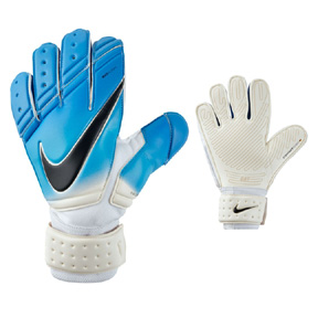 Nike GK  Premier SGT  Soccer Goalie Glove (Photo Blue/White)