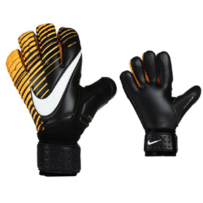 Nike GK  Premier SGT Soccer Goalie Glove (Black/Laser Orange)